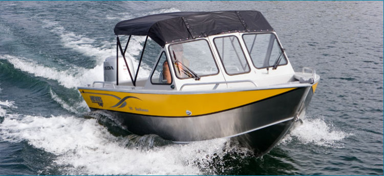 Research 2012 - Hewescraft - 180 Sea Runner on iboats com