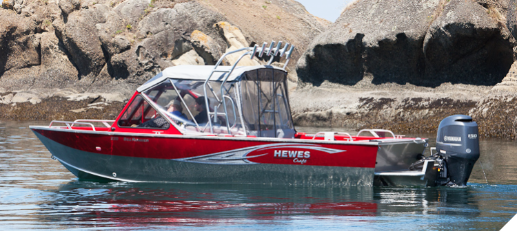 Research 2014 - Hewescraft - 200 Sea Runner on iboats com