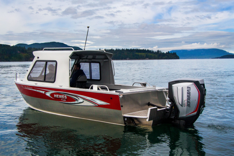 Smoker Craft Boats >> Research 2015 - Hewescraft - 210 ET Sea Runner HT on