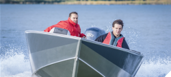 2016 - Hewescraft - 180 Open Fisherman