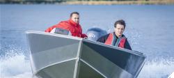 2016 - Hewescraft - 160 Open Fisherman
