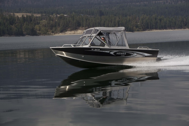 Research 2017 Hewescraft 180 Sport Jet on iboats com