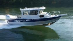 2017 Hewescraft 260 Pacific Explorer