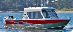 2017 Hewescraft 240 Ocean Pro