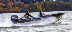 2017 Hewescraft 160 Open Fisherman