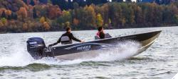 2017 Hewescraft 180 Open Fisherman
