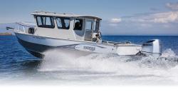 2019 - Hewescraft - Pacific Cruiser 240 ET