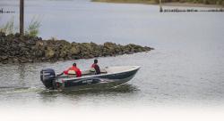 2019 - Hewescraft - Open Fisherman 160