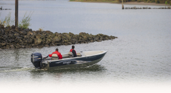 2020 - Hewescraft - Open Fisherman 160
