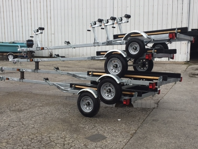 Jon Boat Trailers For Sale In Lynwood Il 60411 Iboats Com