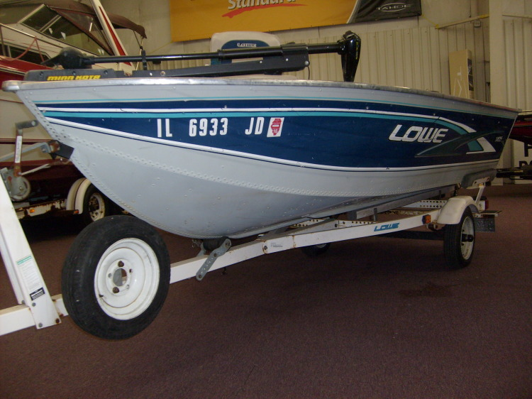 Used Lowe Boats For Sale