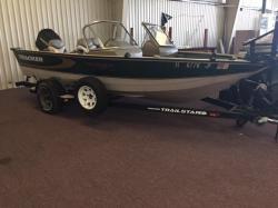 1999 - Tracker Boats - Targa 17 Combo