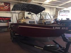 2017 - Tracker Boats - Targa V-18 Combo