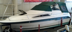 1989 - Sea Ray Boats - 240 Sundancer with trailer