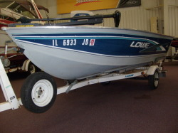1997 - Lowe Boats - L1405