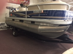 2013 - - Party Barge 18 DLX