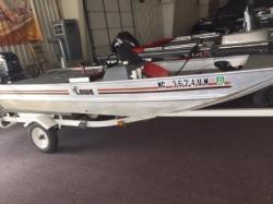 1985 - Lowe Boats - 15 Stinger