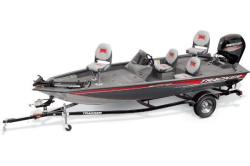 2017- Tracker Boats - Pro Team 175 TF