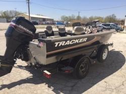 2000 - Tracker Boats - Targa 17 WT