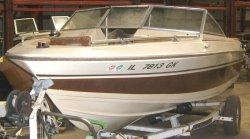 1983 - Sun Runner Boats - 165V