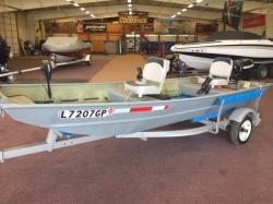 1985 - Lowe Boats - 14 Lake Jon