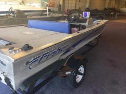 1998 - Fisher Boats - 17 Dominator