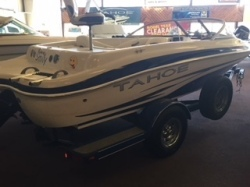 Tahoe Q4SF Ski/Fish Fish and Ski Boat
