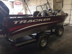 2013 - Tracker Boats - Targa V-18 COMBO
