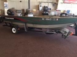 1997 - Tracker Boats - Pro Angler V-16