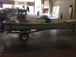 1988 - Lowe Boats - 14 Lake Jon