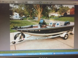 1996 - Smoker-Craft Boats - 161PM Pro Mag