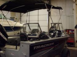 2006 - Tracker Boats - Targa 17 WT
