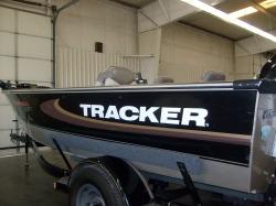 2001 - Tracker Boats - Targa 17 SC