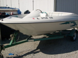 1995 - Regal Boats - Rush XP Jet with trailer