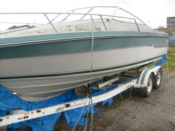 1988 - Sea Ray Boats - Seville 21CC Cuddy