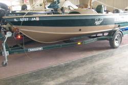 1997 - Lund Boats - 1775 Pro V SE