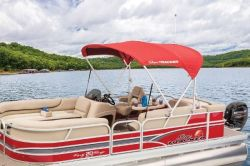 2015 - - Party Barge 20 DLX