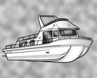 2009 - Holiday Mansion Houseboats - 410 Coastal Miditerranean