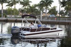 2019 - Hurricane Deck Boats - FD 198 OB