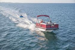 2019 - Hurricane Deck Boats - FD 196 OB