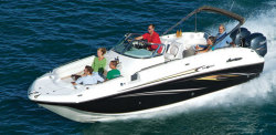 2009 - Hurricane Deck Boats - 260 OB Duel