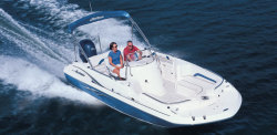 2009 - Hurricane - FunDeck GS 211 OB