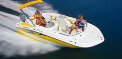 2009 - Hurricane - FunDeck GS 200 OB
