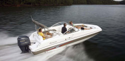 2010 - Hurricane Deck Boats - SD 2300 OB