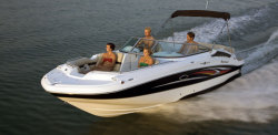 2010 - Hurricane Deck Boats - SD 2400 IO