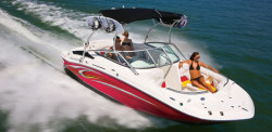 2010 - Hurricane Deck Boats - SD 2200 IO