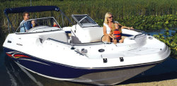 2010 - Hurricane Deck Boats - SD 2100 OB