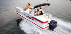 2010 - Hurricane Deck Boats - FD 196 OB