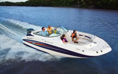 Research 2011 Hurricane Deck Boats Sundeck Sd 2200 Ob