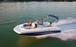 2011 - Hurricane Deck Boats - SD 187 IO